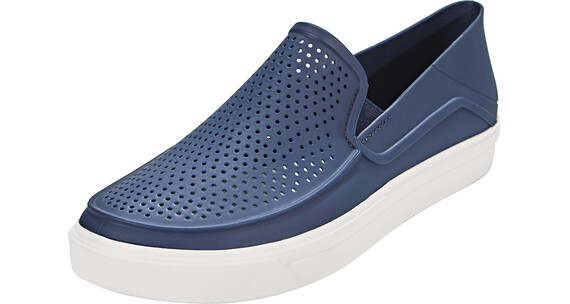 Crocs CitiLane Roka Slip-on Slippers Men Navy/White